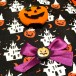 halloween bag name (black)